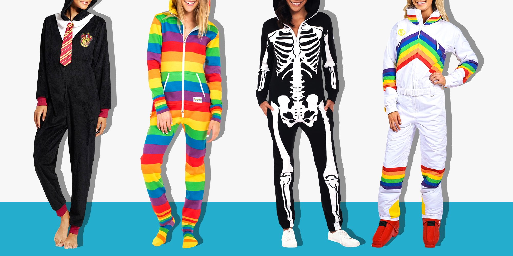 16 Best Adult Onesies for 2018 - Funny Adult Onesies   Footie Pajamas f40061ab9