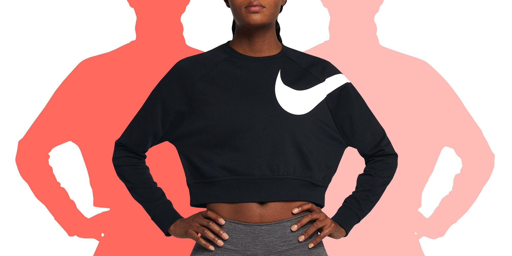 a70be9bf7b3 10 Best Crop Tops for 2018 - Cute Crop Tops with Short & Long Sleeves