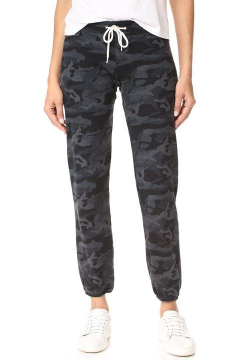 morrow camo jogger pants