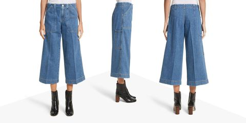 df0f480a02af1 13 Best Flared   Wide Leg Jeans for 2018 - Fall Denim Trends