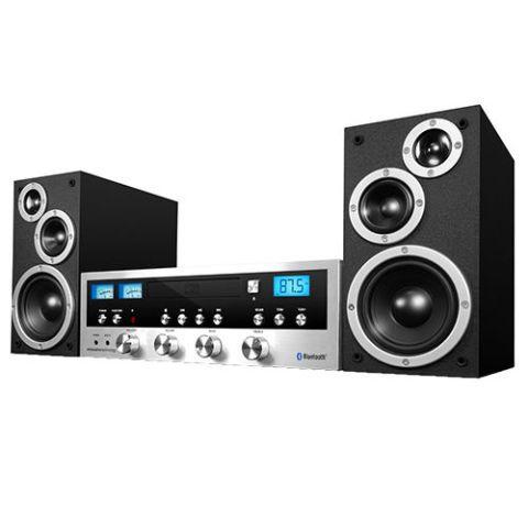 7 Innovative Technology ITCDS 5000 Stereo Shelf System