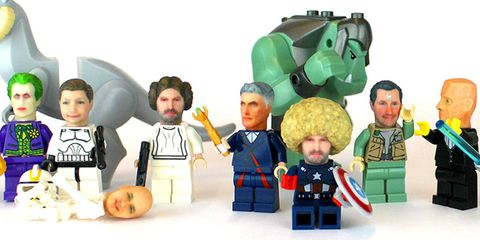 Create Your Own Customized LEGO Minifigure With Your Face Online 2018