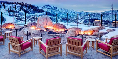 US ski resorts