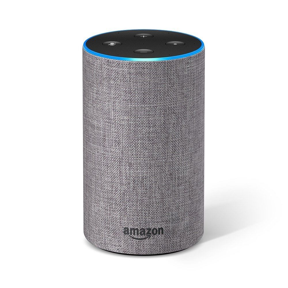 Amazon Echo (2nd Generation) Smart Speaker