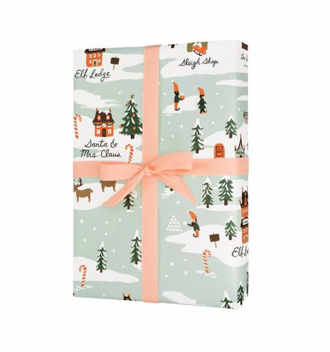 Rifle Paper Co. North Pole Wrap Sheet