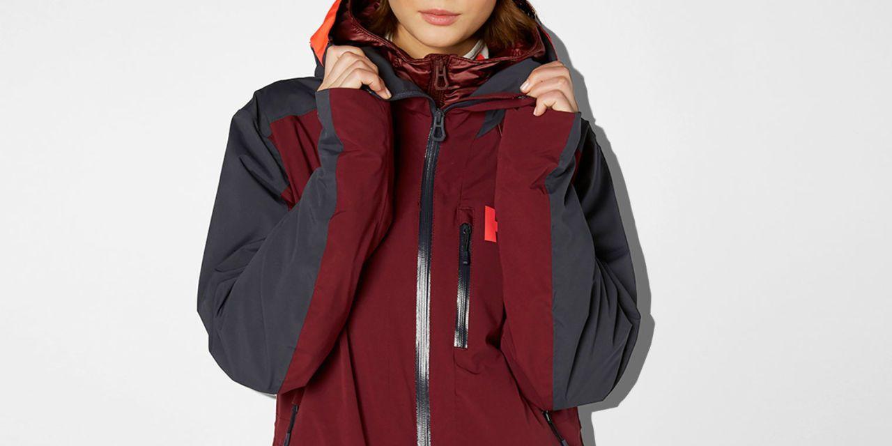 Womens tall ski coats