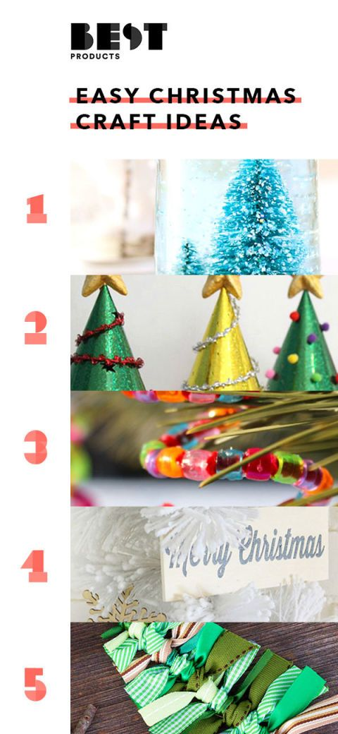 13 Best Christmas Crafts for Kids in 2018 - Fun and Easy Christmas ...