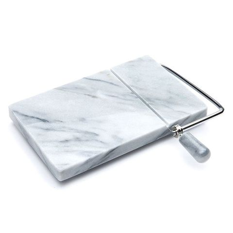 Fox Run Premium Marble Slicing Cheese Board