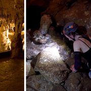 Georgetown, Texas Inner Space Cave near Austin
