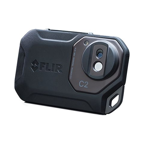 "<p><strong data-redactor-tag=""strong""><em data-redactor-tag=""em"">from $498&nbsp;</em></strong><a href=""https://www.amazon.com/FLIR-C2-Compact-Thermal-Imaging/dp/B00T9RANUC/?tag=bp_links-20"" target=""_blank"" class=""slide-buy--button"" data-tracking-id=""recirc-text-link"">BUY NOW</a><span class=""redactor-invisible-space"" data-verified=""redactor"" data-redactor-tag=""span"" data-redactor-class=""redactor-invisible-space""></span></p><p>This sleek and slim —&nbsp;but rugged — thermal imaging solution will definitely come in handy for contractors and electricians. We like its smartphone size and simple design&nbsp;— there's just a power button and a shutter-release button.&nbsp;This camera can read temperatures between 14 and 302 degrees Fahrenheit, and it has an 80-by-60 pixel resolution, which is slightly lower than other cameras. Regardless, it'll prove useful for detecting problems with insulation, plumbing, or wiring.<span class=""redactor-invisible-space"" data-verified=""redactor"" data-redactor-tag=""span"" data-redactor-class=""redactor-invisible-space""></span><br></p><p><span class=""redactor-invisible-space"" data-verified=""redactor"" data-redactor-tag=""span"" data-redactor-class=""redactor-invisible-space""><span class=""redactor-invisible-space"" data-verified=""redactor"" data-redactor-tag=""span"" data-redactor-class=""redactor-invisible-space""><strong data-verified=""redactor"" data-redactor-tag=""strong"">More:&nbsp;</strong><span class=""redactor-invisible-space"" data-verified=""redactor"" data-redactor-tag=""span"" data-redactor-class=""redactor-invisible-space""><a href=""http://www.bestproducts.com/cars/tools-and-DIY/g676/best-hand-tool-sets/"" target=""_blank"" data-tracking-id=""recirc-text-link"">The Best Budget Friendly Tools for the At-Home Mechanic</a></span></span><br></span></p>"