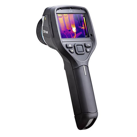 "<p><strong data-redactor-tag=""strong""><em data-redactor-tag=""em"">from $3,745&nbsp;</em></strong><a href=""https://www.amazon.com/FLIR-Compact-Thermal-Imaging-Resolution/dp/B00FWGU1HY/?tag=bp_links-20"" target=""_blank"" class=""slide-buy--button"" data-tracking-id=""recirc-text-link"">BUY NOW</a><span class=""redactor-invisible-space"" data-verified=""redactor"" data-redactor-tag=""span"" data-redactor-class=""redactor-invisible-space""></span></p><p>If money is no object&nbsp;and you're looking for an infrared camera&nbsp;<span class=""redactor-invisible-space"" data-verified=""redactor"" data-redactor-tag=""span"" data-redactor-class=""redactor-invisible-space"">filled with features, a high resolution, and precise measurement, you can't go wrong with this camera from FLIR. It sports a design similar to a radar detector, and it produces images with an impressive resolution of 160 by&nbsp;120 pixels. This gives you a much better, clearer picture for diagnosing problems during home inspections. This camera is also one of the few that shoots radiometric JPEGs, a file format that lets you easily&nbsp;post and share the images with colleagues and clients.&nbsp;</span></p><p><span class=""redactor-invisible-space"" data-verified=""redactor"" data-redactor-tag=""span"" data-redactor-class=""redactor-invisible-space"">Features like voice and text annotations — although not entirely necessary —&nbsp;will come in handy at times when you forget a notebook, as will the device's built-in laser pointer and flashlight.</span><br></p>"