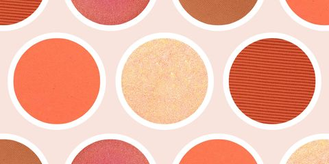 8 best orange eyeshadow shades for 2018 orange bronze eyeshadows