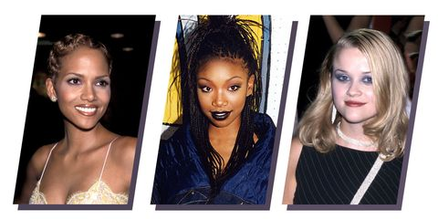 10 Best 90s Makeup Trends in 2018 - Grunge Makeup Ideas to Get That