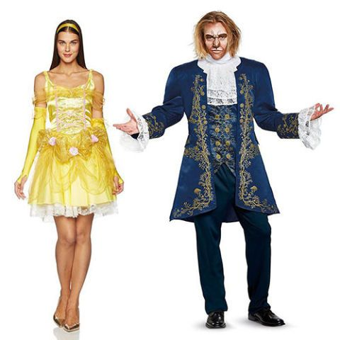 16 Best Couples Costumes For Halloween 2019 Duo Costume Ideas