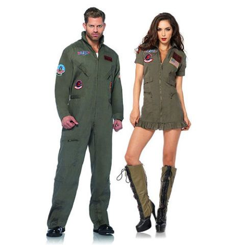 top gun halloween costumes