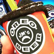 Oreo beer