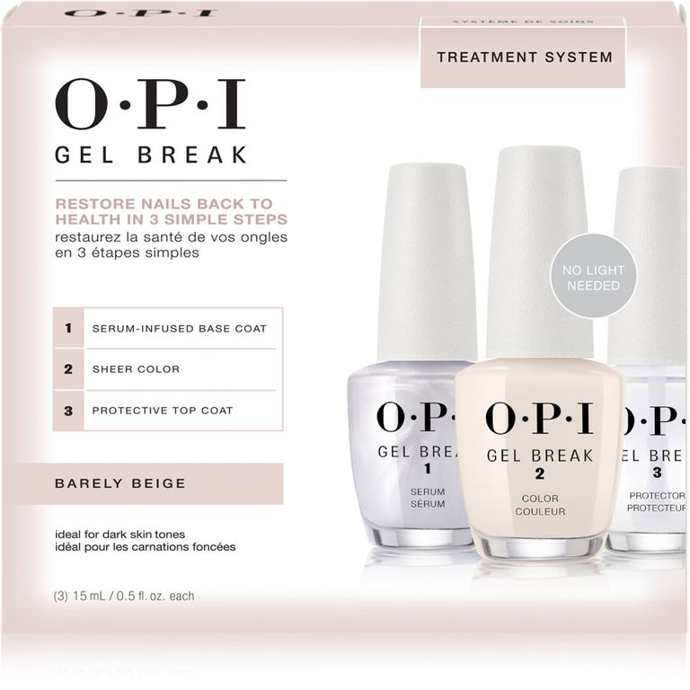 8 best gel nail kits for an at home mani gel nail polish starter kits opi gel break treatment system solutioingenieria Images