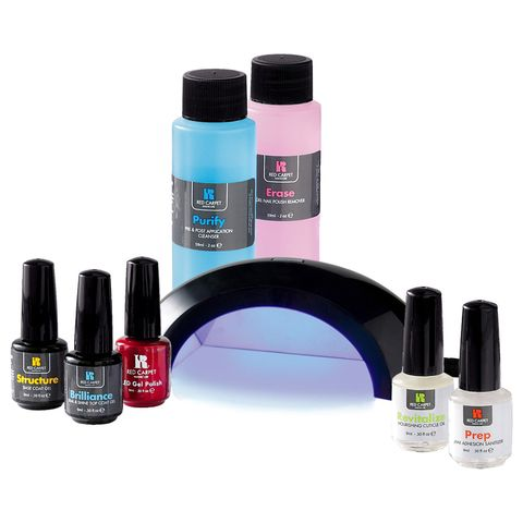 8 Best Gel Nail Kits For An At Home Mani Gel Nail Polish