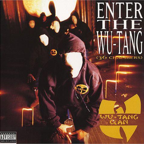 Wu-Tang Enter The Wu-Tang (36 Chambers)
