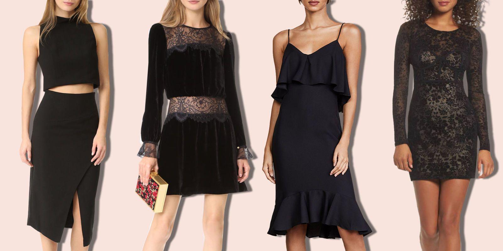 Black Dress 2018