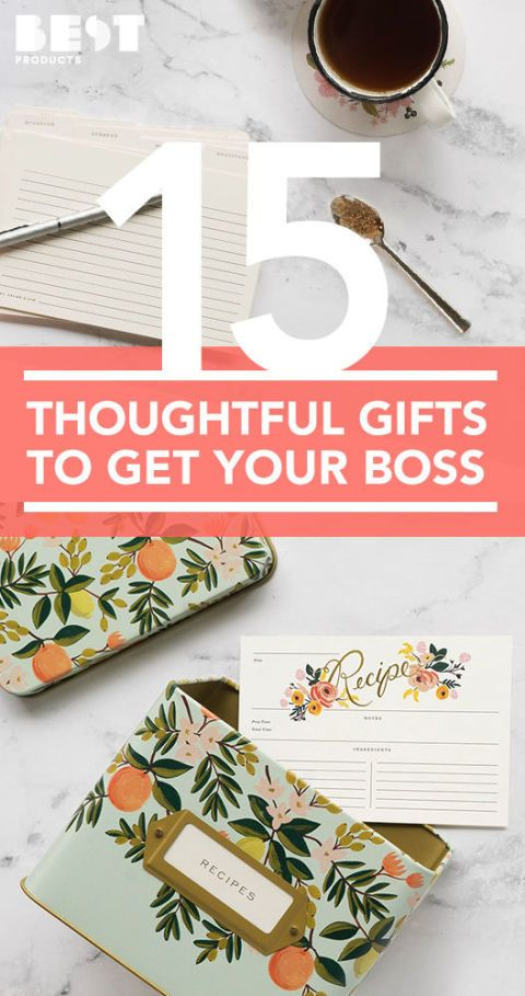 20 Best Gifts For Your Boss In 2019