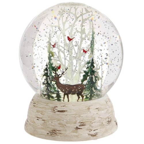 Best Christmas Snow Globes