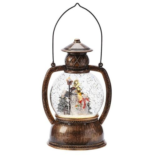 Best Christmas Snow Globes