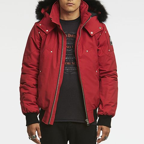"<p><strong data-redactor-tag=""strong"" data-verified=""redactor""><em data-redactor-tag=""em"">$795</em></strong>&nbsp;<a href=""https://www.amazon.com/Moose-Knuckles-Ballistic-Bomber-Jacket/dp/B01MXOQ4FF?tag=bp_links-20"" target=""_blank"" class=""slide-buy--button"" data-tracking-id=""recirc-text-link"">BUY NOW</a></p><p><strong data-redactor-tag=""strong"" data-verified=""redactor"">Best Winter Jacket&nbsp;</strong></p><p>This heavy-duty bomber is red hot! Rocking your winter jacket in a bold color means you can still stand out in style, even if your outfit underneath is basic. Add&nbsp;the hood with the blue fox-fur detail, and there's no way you won't turn heads (even in a blizzard!). &nbsp; &nbsp;</p><p><strong data-redactor-tag=""strong"" data-verified=""redactor"">More:</strong> <a href=""http://www.bestproducts.com/mens-style/g1046/stylish-mens-winter-jackets/"" target=""_blank"" data-tracking-id=""recirc-text-link"">Winter Is Coming — Here Are Stylish Men's Jackets to Shop Now</a></p>"