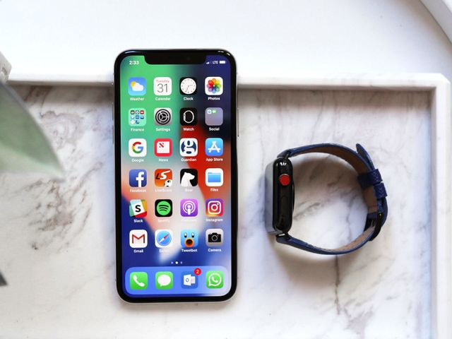 cheaper f75fb 4b0e9 iPhone X Review: Apple's iPhone X Is the Future of Smartphone Technology