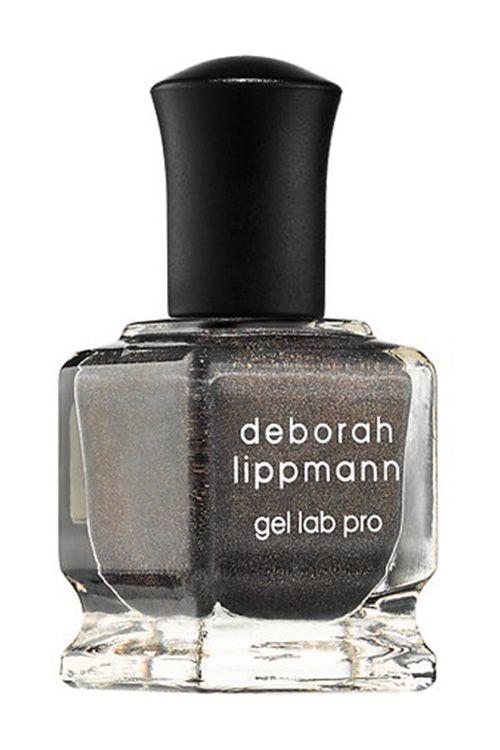 Deborah Lippmann Gel Lab Pro Nail Polish Black Magic Woman