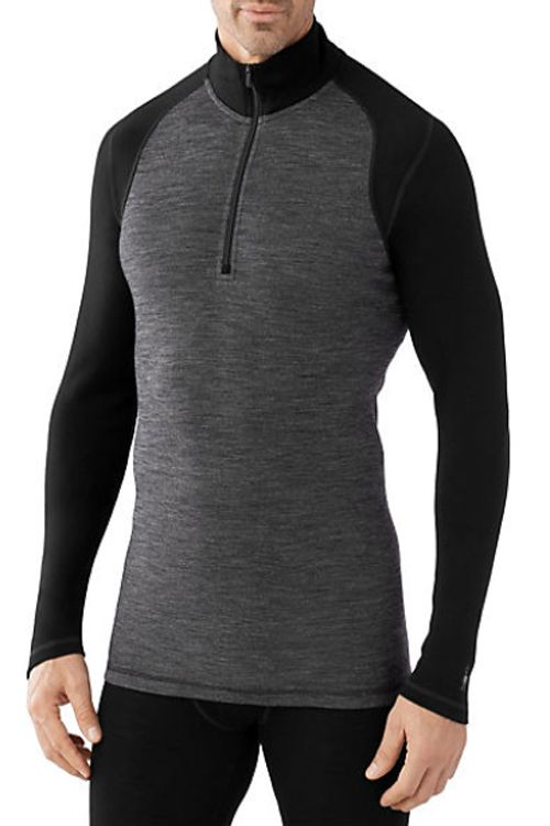 Smartwool Merino 250 Pattern 1/4 Zip Pullover (Men's)