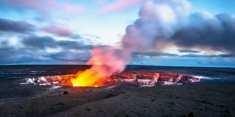 Things to Do on the Big Island: Hawaii Volcanoes National Park