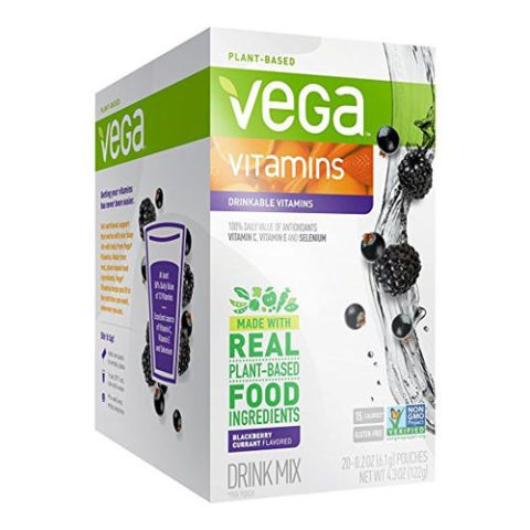 Vega Powder Drink MIx Vitamins