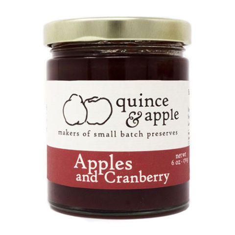Apple Cranberry Preserves by Quince & Apple