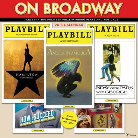 On Broadway: Playbill calendar