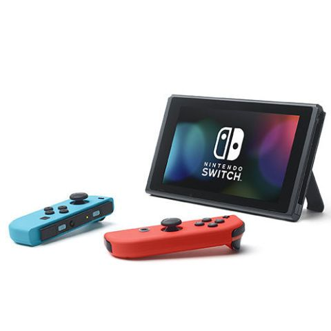 "<p><strong data-redactor-tag=""strong""><i data-redactor-tag=""i"">$350</i></strong>&nbsp&#x3B;<a href=""https://www.amazon.com/Nintendo-Switch-Neon-Blue-Red-Joy-Con/dp/B01MUAGZ49?th=1&amp&#x3B;tag=bp_links-20"" data-tracking-id=""recirc-text-link"" target=""_blank"" class=""slide-buy--button"">BUY NOW</a></p><p>The Nintendo Switch can transition from a mobile gaming device to a home gaming console by simply docking it into a station. The upgraded joy-con controllers add new play styles to transform the entire gaming experience. &nbsp&#x3B;&nbsp&#x3B;</p>"