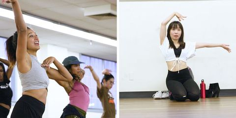 Vogue Femme is the most fun workout dance class in San Francisco