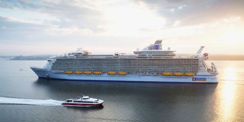 Harmony of the Seas — Royal Caribbean