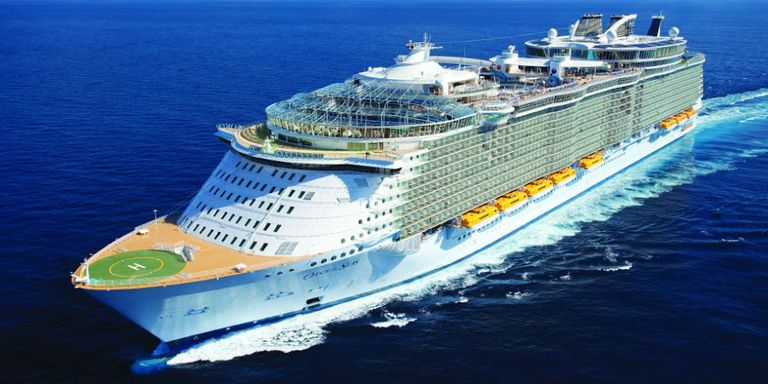 Largest Cruise Ships In The World Biggest Cruise Ships To Sail - Biggest cruise ships