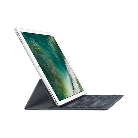"<p><strong data-redactor-tag=""strong""><em data-redactor-tag=""em"">$159&nbsp;<a href=""https://www.amazon.com/Apple-Smart-Keyboard-10-5-iPad/dp/B072MHN91T?tag=bp_links-20"" target=""_blank"" class=""slide-buy--button"" data-tracking-id=""recirc-text-link"">BUY NOW</a></em></strong></p><p><strong data-redactor-tag=""strong"">Best Overall</strong></p><p><span class=""redactor-invisible-space"" data-verified=""redactor"" data-redactor-tag=""span"" data-redactor-class=""redactor-invisible-space"">This lightweight case sports a thin profile&nbsp;and comfortable keys.<span class=""redactor-invisible-space"" data-verified=""redactor"" data-redactor-tag=""span"" data-redactor-class=""redactor-invisible-space"">&nbsp;It only adds about 1 pound of weight to your iPad Pro, and it pairs to it through your iPad Pro's Smart Connector, meaning&nbsp;you don't have to deal with Bluetooth or constantly worry about recharging it.</span></span></p><p><strong data-redactor-tag=""strong""></strong></p><p><span class=""redactor-invisible-space"" data-verified=""redactor"" data-redactor-tag=""span"" data-redactor-class=""redactor-invisible-space"">Apple sells the&nbsp;keyboard case for its smaller (albeit discontinued)&nbsp;<a href=""https://www.apple.com/shop/product/MM2L2AM/A/smart-keyboard-for-97-inch-ipad-pro-us-english"" data-tracking-id=""recirc-text-link"">9.7-inch iPad</a>, in addition to the larger&nbsp;<a href=""https://www.apple.com/shop/product/MJYR2LL/A/smart-keyboard-for-129-inch-ipad-pro-us-english"" data-tracking-id=""recirc-text-link"">12.9-inch variant</a>. It's worth noting that this is one of the few keyboard cases that doesn't protect the back of your iPad. You'll have to purchase&nbsp;<a href=""https://www.apple.com/shop/product/MM1Y2AM/A/silicone-case-for-9-7-inch-ipad-pro-charcoal-gray"" data-tracking-id=""recirc-text-link"">Apple's Silicone Case</a>&nbsp;if you want complete protection.</span></p><p><span class=""redactor-invisible-space"" data-verified=""redactor"" data-redactor-tag=""span"" data-redactor-class=""redactor-invisible-space""><span class=""redactor-invisible-space"" data-verified=""redactor"" data-redactor-tag=""span"" data-redactor-class=""redactor-invisible-space""><strong data-verified=""redactor"" data-redactor-tag=""strong"">More:&nbsp;</strong><span class=""redactor-invisible-space"" data-verified=""redactor"" data-redactor-tag=""span"" data-redactor-class=""redactor-invisible-space""><a href=""http://www.bestproducts.com/tech/gadgets/g2710/cool-ipad-and-ipad-pro-accessories/"" target=""_blank"" data-tracking-id=""recirc-text-link"">Cool iPad &amp; iPad Pro Accessories You'll Really Want</a></span></span><br></span></p>"
