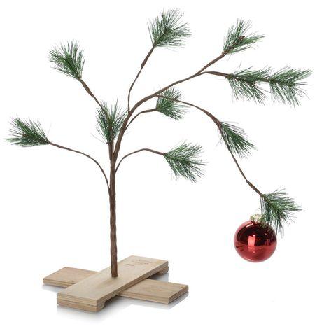 Charlie Brown Pathetic Holiday Tree