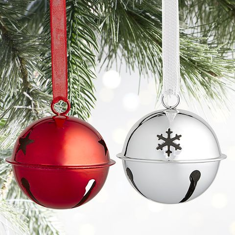 Pier 1 Imports Jingle Bell Ornaments