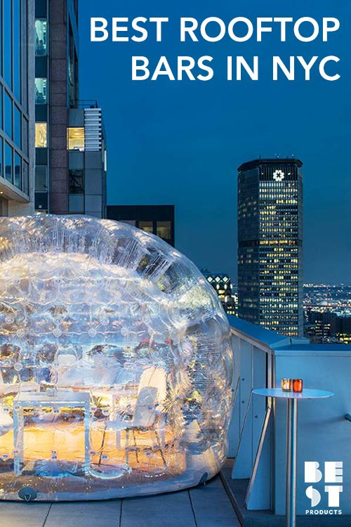 12 Best Rooftop Bars in NYC - NYC Rooftop Bars & Lounges ...