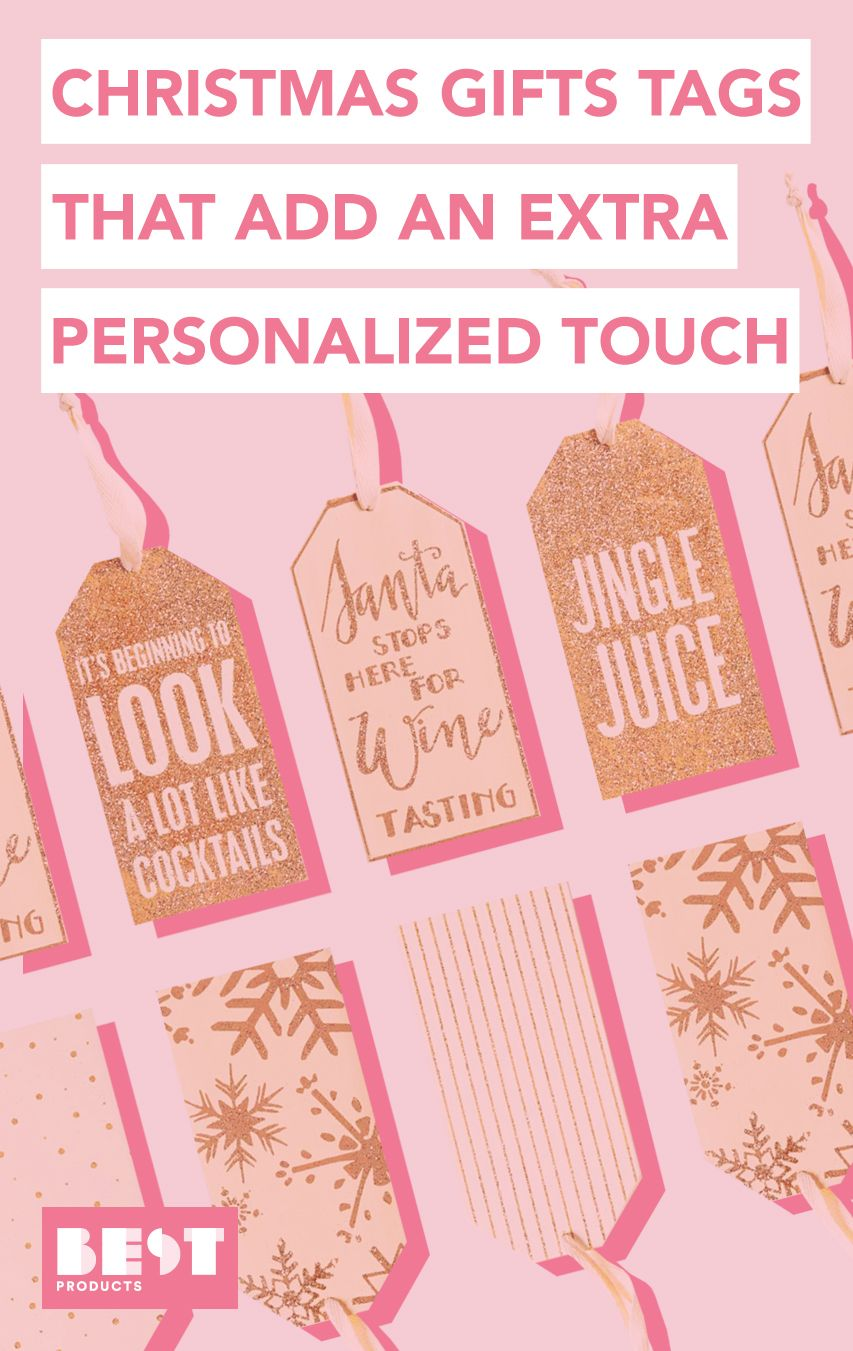 20 Best Gift Tags to Use This Christmas 2018 - Cute Christmas Gift Tags