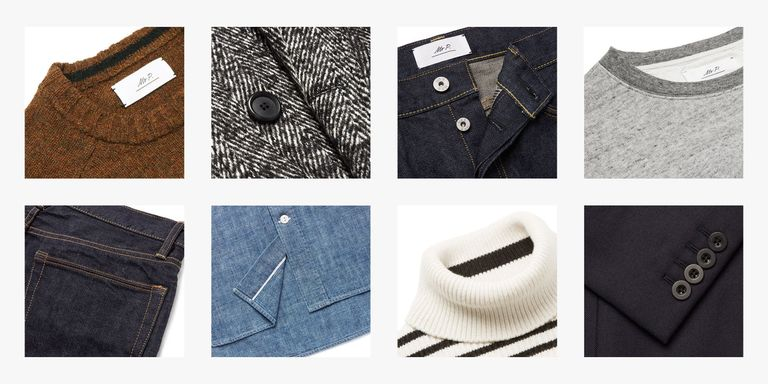 10 best pieces from mr porter 39 s new clothing line mr p for Mr porter logo