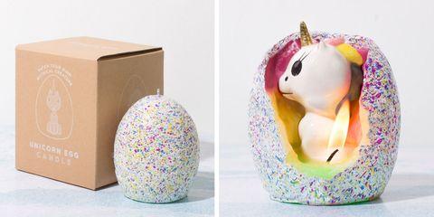 Firebox Hatching Unicorn Egg Candle