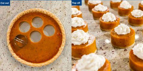 Dish, Food, Cuisine, Sweet potato pie, Ingredient, Pumpkin pie, Dessert, Baked goods, Pie, Caramel,