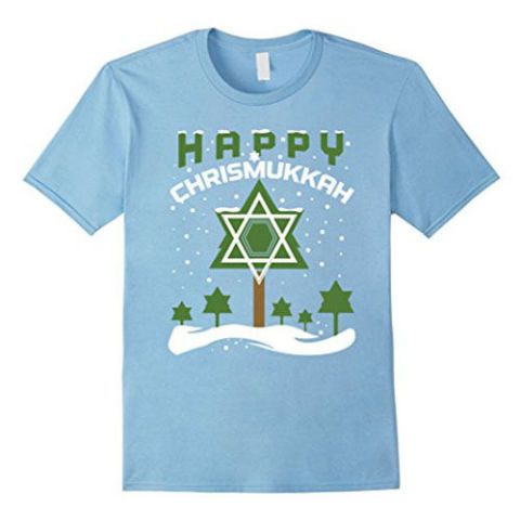 chrismukkah rocks tees happy chrismukkah tshirt