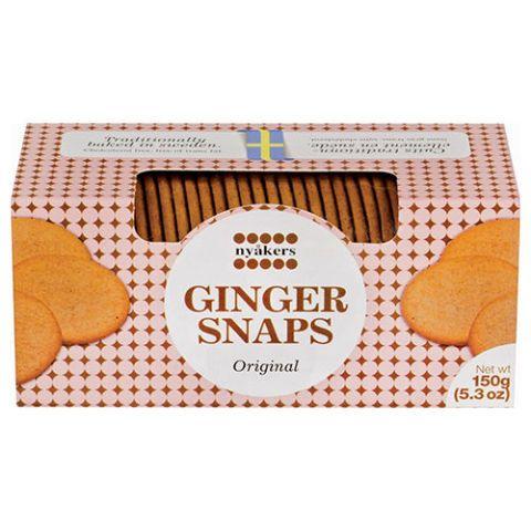 Nyakers Swedish Ginger Snaps