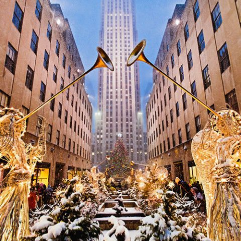Rockefeller Center — Manhattan, New York